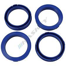 4 Zentrierringe für Alufelgen 73,1 - 57,1 VW / Skoda CR-1404 / Golf 5 6 7 Ringe