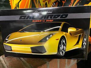 Fujimi 1/24 Lamborghini Gallardo 12213 - US Seller - New