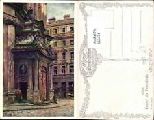 565474,Künstler AK Ernst Graner Wien Portal Stephanskirche pub B.K.W.I. 792/5
