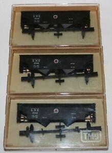 (3) TM of I / Bev Bel Lehigh New England LNE #723 36' Hopper Kits New Old Stock