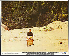 LONE WOLF AND CUB/BABY CART TO HADES orig 1974 lobby photo TOMISABURO WAKAYAMA