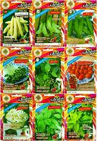 Compass Vegetable Garden Seeds Pure Natural Organic Wholesale Plant Quality #1
