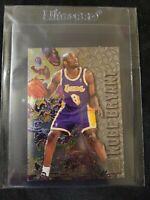 1996-97 Fleer Metal Kobe Bryant Los Angeles Lakers #181 Rookie Card RC