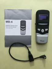 Mercedes Benz ViseeO MB-4 BLUETOOTH MOBILE PHONE ADAPTOR CRADLE + manual  #3
