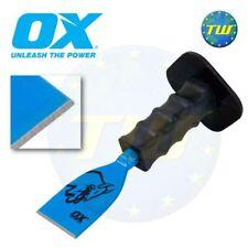 Ox commerce 2 1/4 en brique traversin avec guard maçonnerie constructeurs outils 58mm T090502
