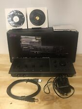 Avid Pro Tools MP + Fast Track C600 Power Cable USB Cable Included