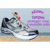 Chaussures De Running Jogging De Course de sport mizuno Wave Tempest  Femme