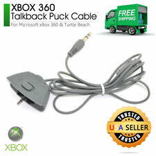 Replacement Talkback Puck Cable for Turtle Beach EarForce X1 X11 xbox 360