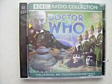 Doctor Who Galaxy 4 CD Audio Soundtrack New and Sealed