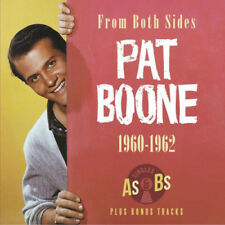 Pat Boone : From Both Sides: 1960 - 1962 Singles CD (2016) ***NEW***