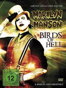 Marilyn Manson: Birds of Hell (DVD, 2015)