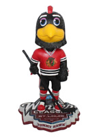 Tommy Hawk Chicago Blackhawks 2017 Winter Classic Special Edition Bobblehead