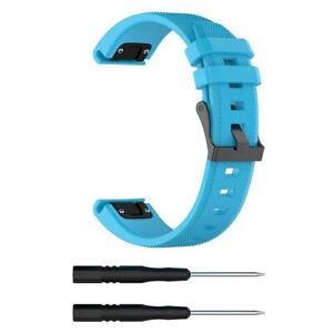 For Garmin Fenix 3 5 5X 5S Watch Quick Release Wrist Band Strap Belt Bracelet