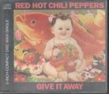 Red Hot Chili Peppers Give it away (1991, #2402062) [Maxi-CD]