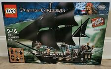 LEGO 4184 PIRATES OF THE  CARIBBEAN THE BLACK PEARL SHIP BOAT BRAND NEW SEALED