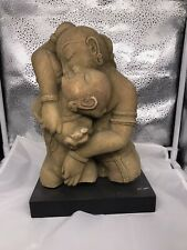 Antique Asian Carved Temple Figurine South Asia Very Detail