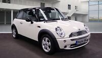 54 MINI COOPER 1.6 AUTOMATIC, 6 SERVICES, LEATHER TRIM, AIR CONDITIONING, ALLOYS