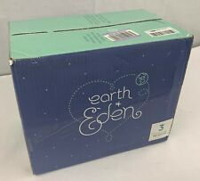Earth + Eden Disposable Baby Diapers - Size 3 (16-28 lbs) - Case of 180