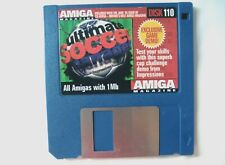 60329 disque 110 Amiga Magazine-Ultimate Soccer-Commodore Amiga ()