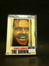 *The Shining* New/Sealed-Jack Nicholson Dvd - Stanley Kubrick Collection-
