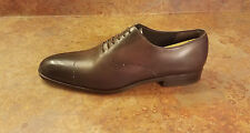 New! Fratelli Rossetti Cap Toe Lace Up Oxford Charcoal Men 11 US 10 UK MSRP $725
