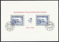 Tschechische Republik 1998 -  Block 6  Gestempelt