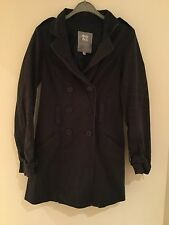 Blue Trench Coat Mac For Women - Made In Italy - Stylish -Bargain