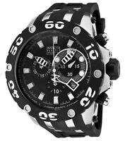 Swiss Made Invicta 0903 Subaqua Reserve Chronograph Black Dial Men's Watch