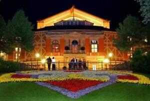 Bayreuther Festspiele: Holländer IV