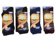 New Men's Heat Socks Christmas Winter Sherpa Thermal Socks TOG 4.7