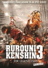 Rurouni Kenshin 3 Kung Fu The Legend Ends Samurai X