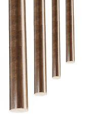 642 Aluminum Silicon Bronze Rod 100 Dia X 1 Foot Length 1 Unit