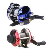 3.6:1 Right Hand Saltwater Ice Fishing Reel Saltwater Spinning Reels With-Line