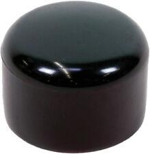 10 St. Pfostenkappe 40 mm schwarz Abdeckkappe f. Zaunpfosten Ersatzkappe Pfosten