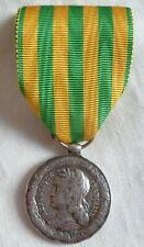 Médaille Commémorative Campagne TONKIN CHINE ANNAM 1883 Modèle Terre Légion FFL