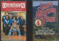 VTG Smoky Mountain Hymns Vol 4 & Ozark Mountain Hoedown, Cassette tapes Lot Of 2
