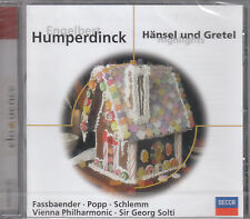 HUMPERDINCK HANSEL UND GRETEL SELEZIONE  CD