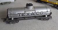 Vintage HO Scale Varney Texaco TCX 7204  Tank Car