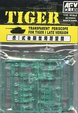 AFV Club 1/35 Tiger I Late Version Transparent Periscope # AC35004