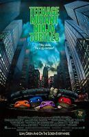 Teenage Mutant Ninja Turtles movie poster  - 11 x 17 inches (tmnt1)