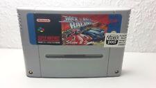 "Super Nintendo Spiel "" Rock n Roll Racing "" / Snes"