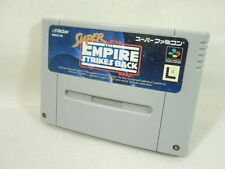STAR WARS THE EMPIRE STRIKERS BACK Super Famicom GOOD CONDITION TESTED Cart sfc