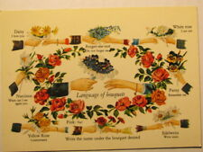 LANGUAGE OF BOUQUETS, GOOD OLD DAYS BY IRENCO ROBERT BIER STOCKHOLM #170
