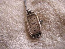Antique Art Deco Winton Watch 15 Jewels