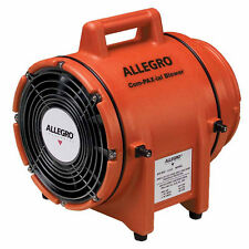 "Allegro 9533 Confined Space 8"" AC Plastic COM-PAX-IAL Blower"