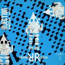 Robotiko rejekto-injection-CD EP-techno new beat'90