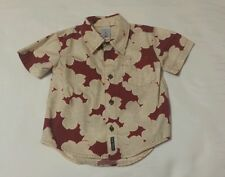 OLD NAVY TODDLER, BUTTON DOWN, KIDS SHIRT SIZE 12-18 MONTHS