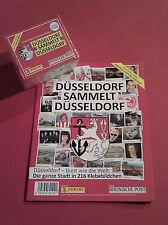 PANINI Düsseldorf raccoglie Düsseldorf 1 x Display + ALBUM - 50 cartocci-dal 2010
