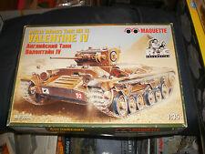 Maquette  #MQ-3553  1/35  British Valentine XI