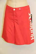 NWT Hurley Swimsuit Board Shorts Cover Up Shorts Sz 7 Pink